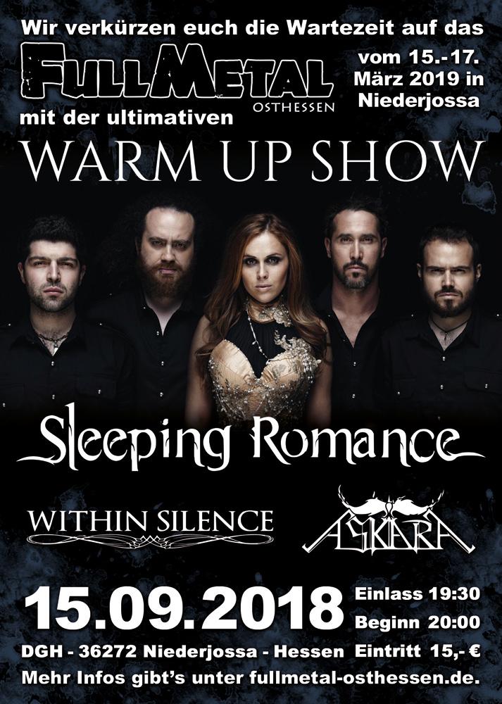 FullMetal Osthessen 2019 - Warm Up Show