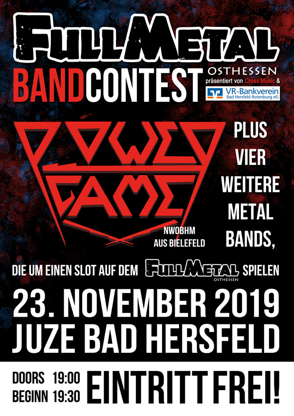 FMO Bandcontest 19/20